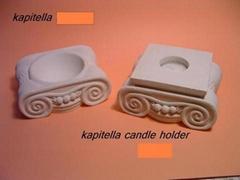 KAPITELLA CANDLE HOLDERS