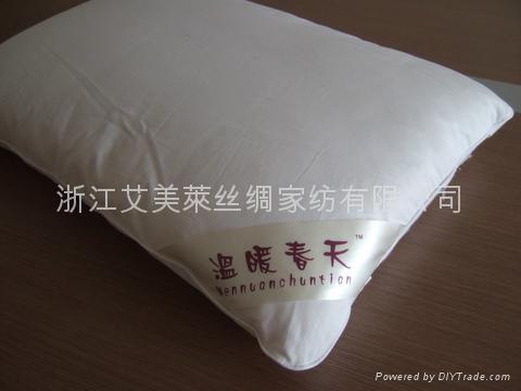 蚕丝枕 1