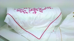 100%silk filled duvet