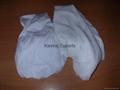 Cotton White Hosiery Rags