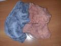 100% Cotton Colour Yarn Waste
