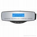 Bluetooth Hands Free Car Kit(rear view mirror)