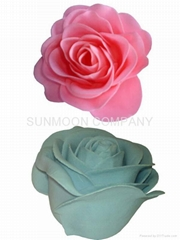 Various color and shape and scent Soap flower /flower soap/paper soap/soap confe