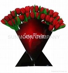 Tulip soap flower/ flower soap/soap paper