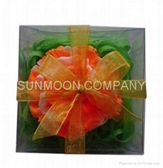 康乃馨香皂花