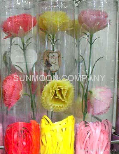 Carnation Soap flower/ flower soap  3