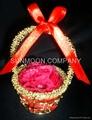 Carnation Soap flower/ flower soap  4