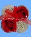 Soap flower/ flower soap /soap rose 1