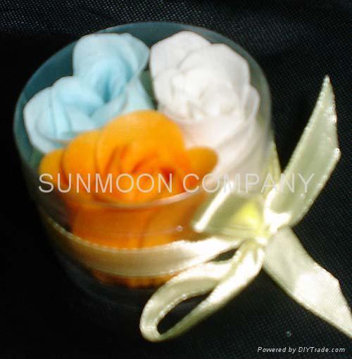 Soap flower/ flower soap /soap rose 2