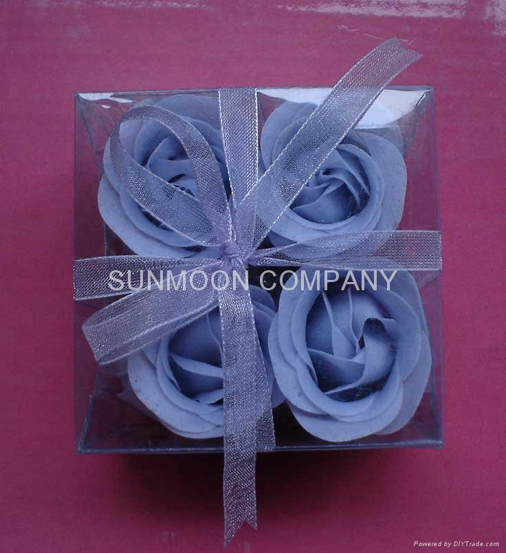 Soap flower/ flower soap /soap rose 3