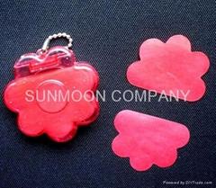 Scented Soap paper/ paper soap /soap confetti