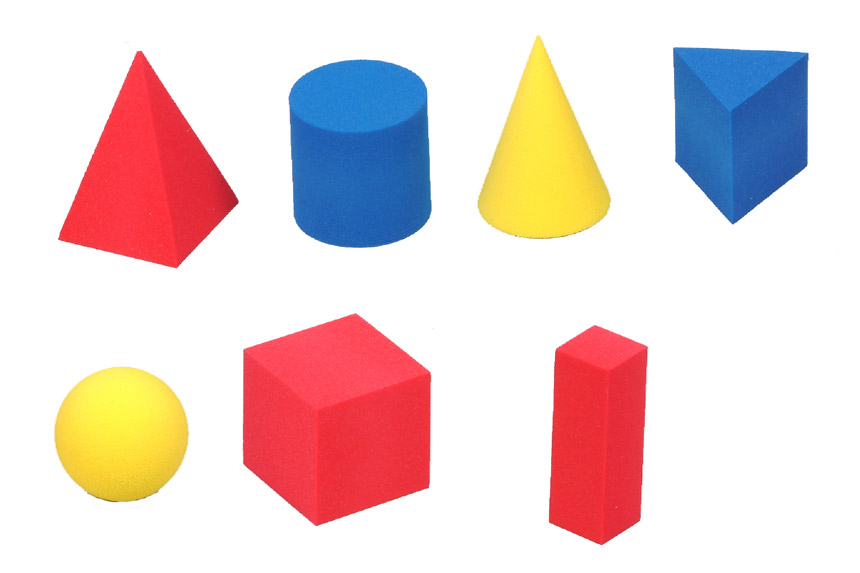 Geometric Solids - Lessons - Tes Teach