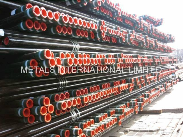 API 5CT L80-9Cr/L80-13Cr Corrosion Resistant Alloy Casing and Tubing
