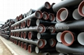ISO 2531,EN 545,EN 598,BS 4772,AS 2280-Tyton Push-In Type Ductile Iron Pipe