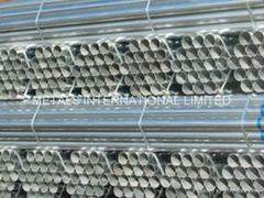 BS 1139,EN39,EN10219 Scaffold Tube