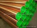 ASTM B88,ASTM B111-70/30,90/10 Copper Nickel Tube