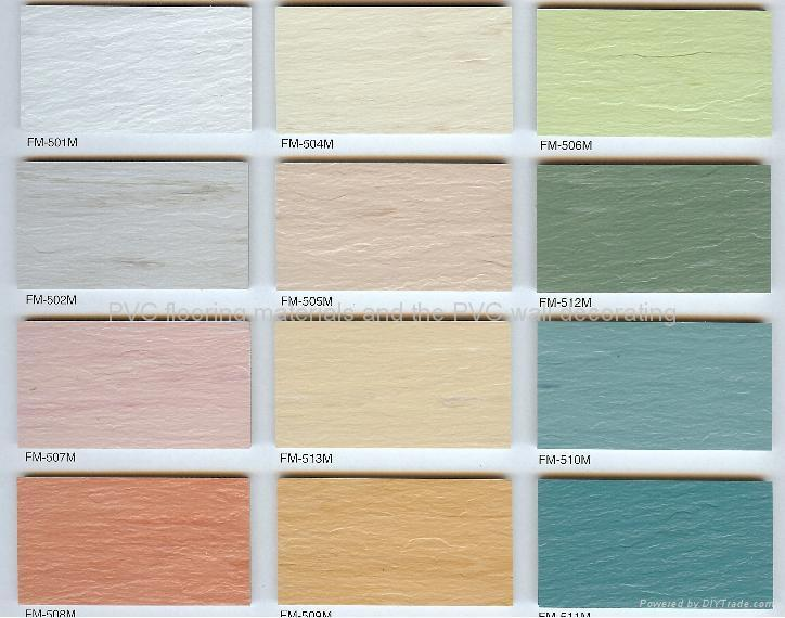 Pvc Flooring Materials And The Pvc Wall Decorating Japan