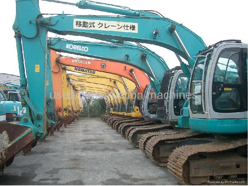 japanese used construction machines 2