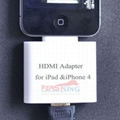 FS00063 HDMI Adapter For iPad and iPhone 4