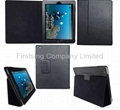 iPad 2 Leather Protective Case Cover with Built-in Stand