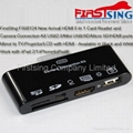 FS00124 New Arrival HDMI 5 In 1 Card Reader and Camera Connection Kit