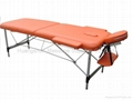 Portable Deluxe Aluminum Massage Table (Hot Product - 1*)