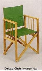編輯椅 (導演椅) - 可摺合式休閒精品
