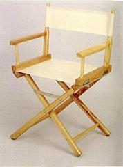 木製導演椅