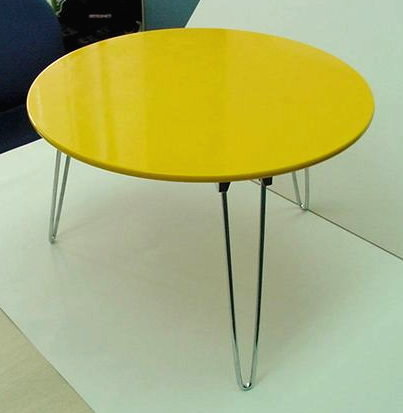 Foldable Coffee Table (Tripod Legs)   Ideal Gift 1
