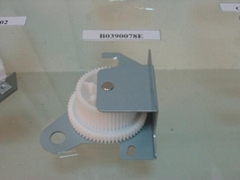 Metal Plastic Gear Shaft Assy