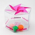 Clear PET Packaging Box 2