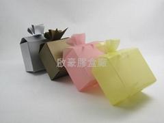Claer PET Plastic Gift Box