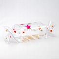 Sweet-Shaped PVC Packaging Box