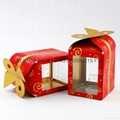PVC Fancy Folding Packaging Box