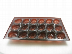 PVC Chocolate PackagingTray
