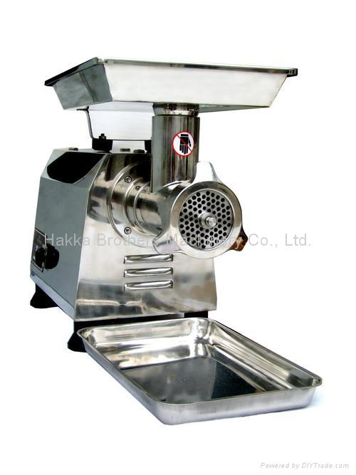 32#  Stainless steel Meat Grinder 1