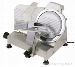 Electric meat slicer, meat cutter