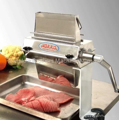 weston manual meat cuber tenderizer