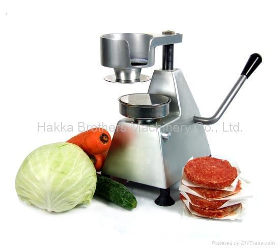 Hamburger patty maker,patty press