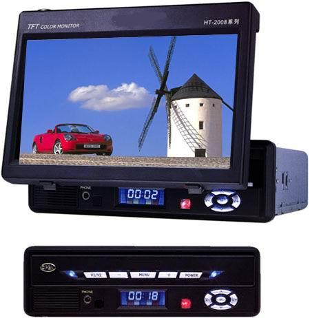 "7""inch Car in-dash TFT LCD Monitor,TV 1"