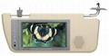 "7""Car Sun-Shading TFT LCD Monitor W"
