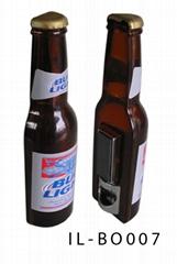 Liquid Filled Bottle Opener