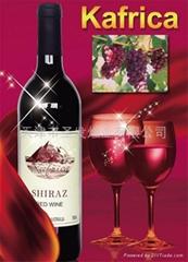 澳產原裝進口紅葡萄酒 RED WINE