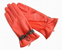 Fashion Leather Glove-GLF-0117