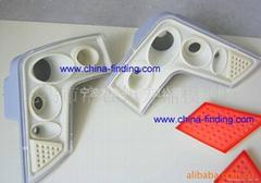 前照灯手板,前大灯手板模型, 快速成型,CNC手板模型
