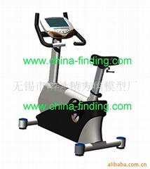 健身車CNC手板模型