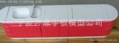無錫手板,寧波手板,快速成型,CNC手板模型