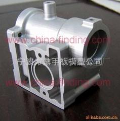铝合金CNC手板