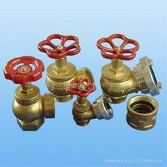 landing valve