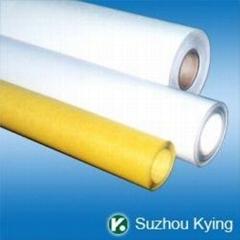 Flexible laminated composite insulation materials